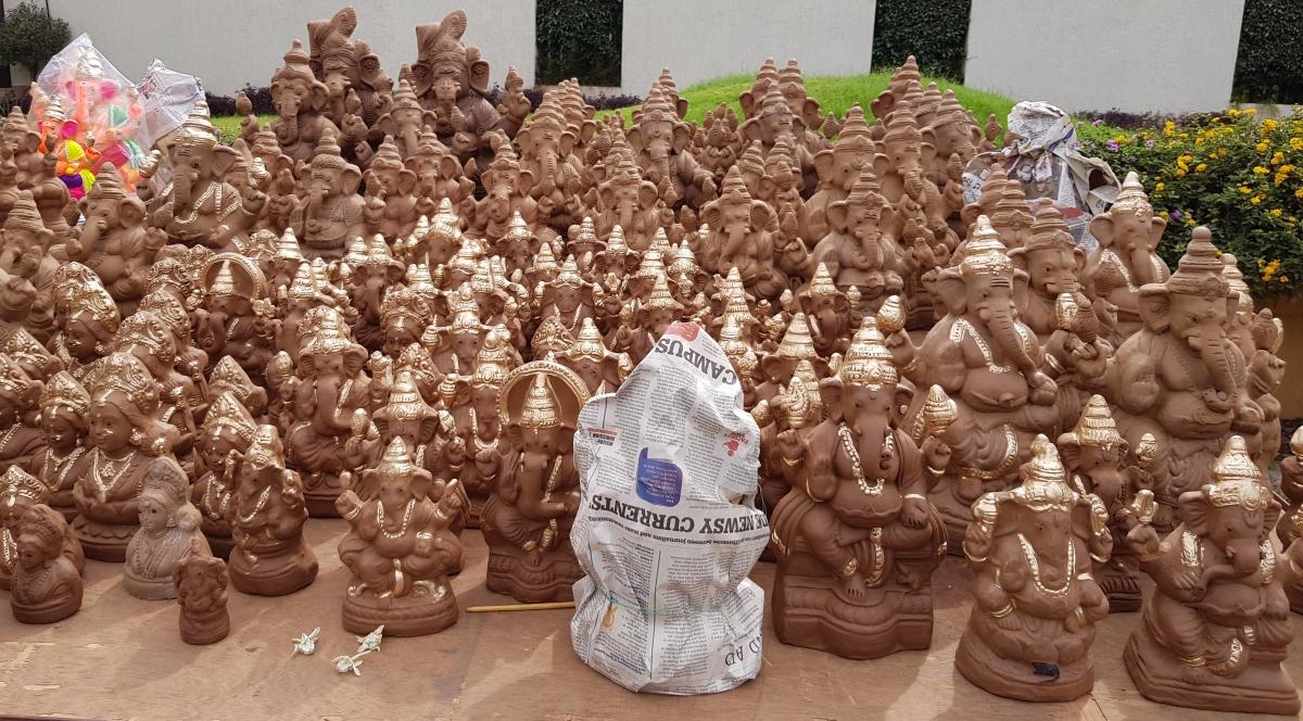 Melissa's Musings: GaneshaChaturthi