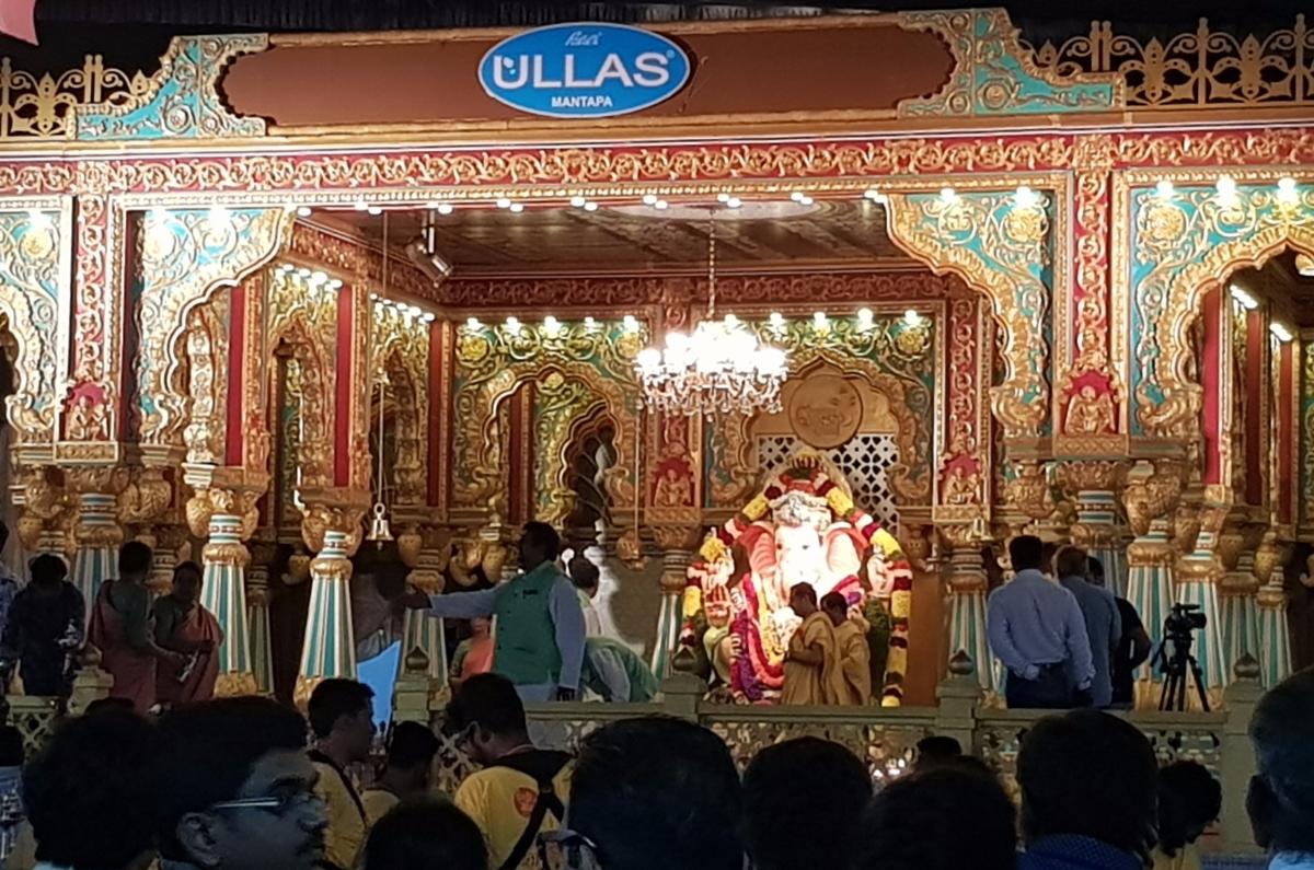 Bengaluru Ganesha Chaturthi