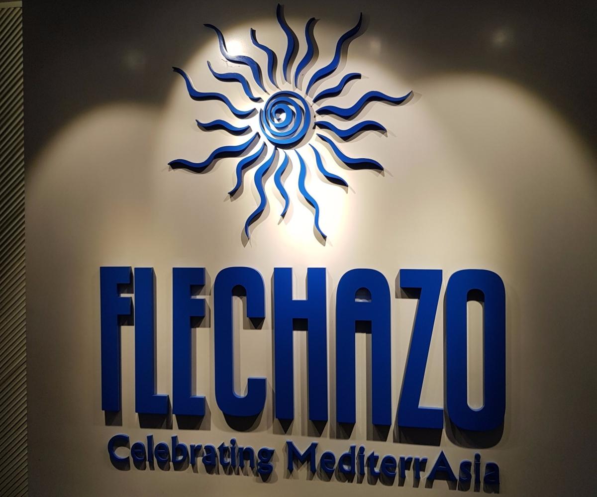 Dinner at Flechazo