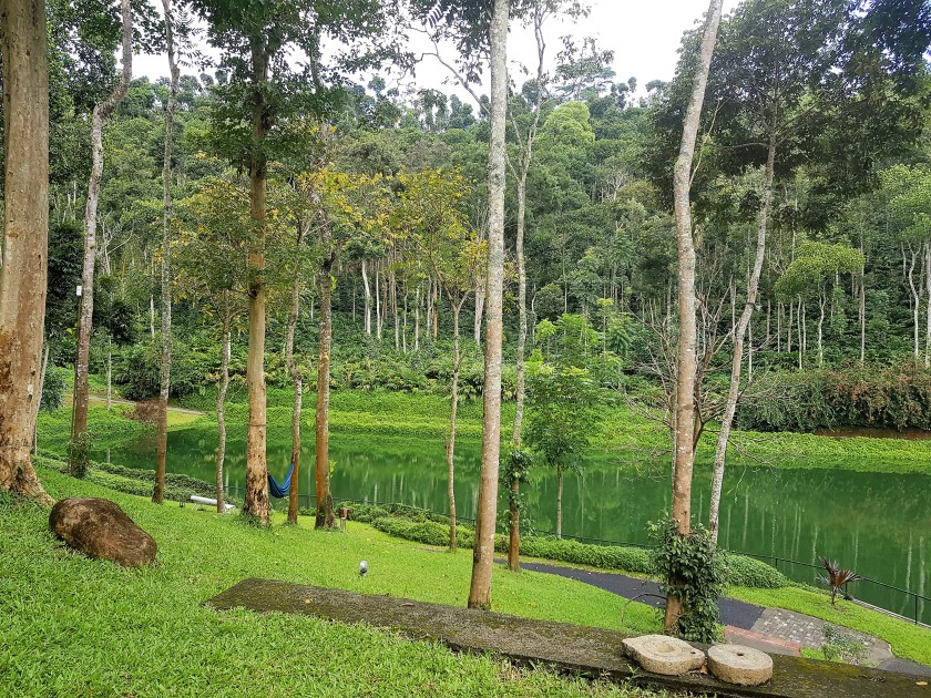 Amaana Resorts pond