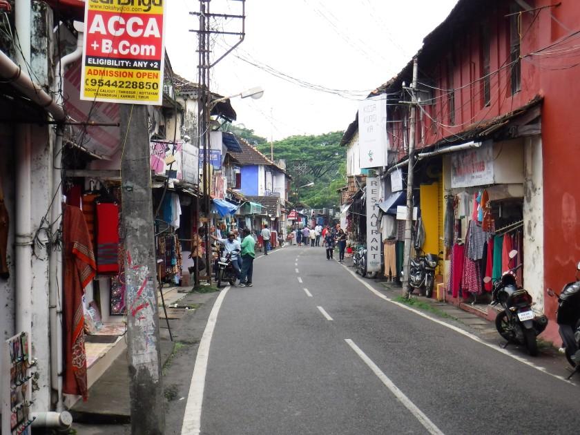 Kochi street