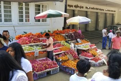 Kandy market