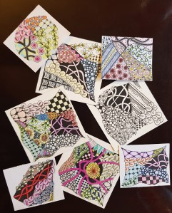 zentangle collection