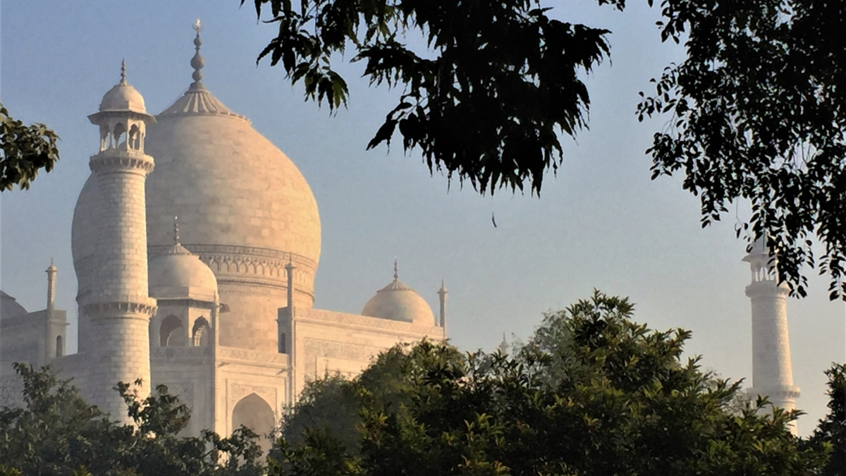 The Wonders of Agra