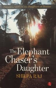 Book cover - elephant
