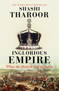 Book Cover - Inglorious