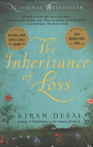 Book Cover - Inheritance