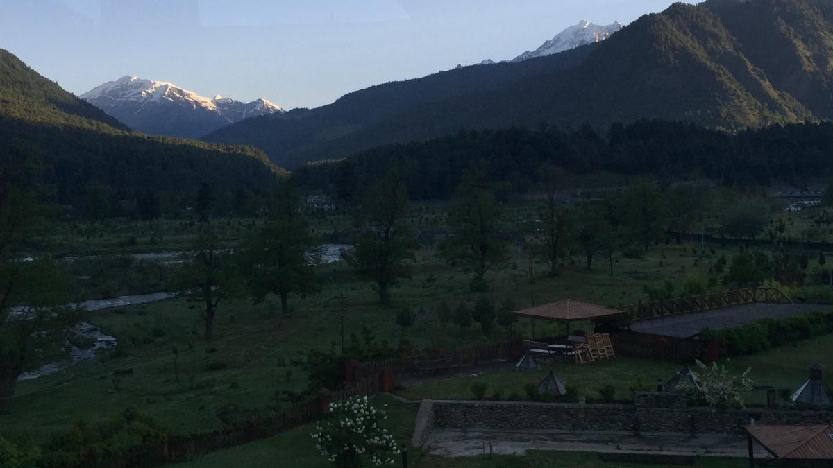 Visiting Kashmir